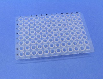 VP 407AM-N-PCR - 96-Well PCR plates for use with VP 407-AM-N