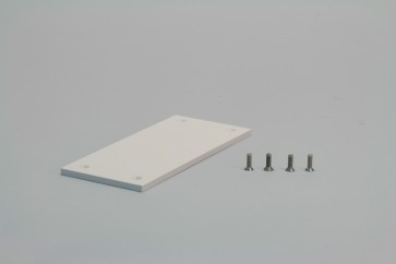 VP 710C5-7-1- Cover Plate to Replace Standard Microplate Deck for Lateral Vortex Applications Using VP 710C5-7