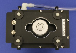 BMPJANUS-SM Mounting Plate shown from above