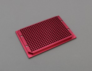VP 771Q-1ZBS for use with 384 well PCR plate