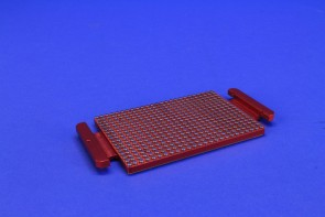 VP 771TN-G-5A - Magnetic Separation Plate for 384 Well Flat, Round & V Bottom microplates, 384 Magnetic (52 MGO) Cylinders shifted 2.25 mm to one side, Designed for the Tecan Hydrospeed Washer