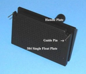 AFIX384FP - Floating Frame Fixture for 384 FP Pin Tools