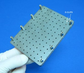 AFIXP96FP6 - Floating Frame for PerkinElmer Fixture for 96 FP6 Pin Tools