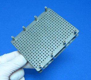 AFIXV384FP8 - Floating Frame for Velocity 11 Fixture for 384 FP8 Pin Tools