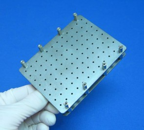AFIXV96FP3 - Floating Frame for Velocity 11 Fixture for 96 FP3 Pin Tools