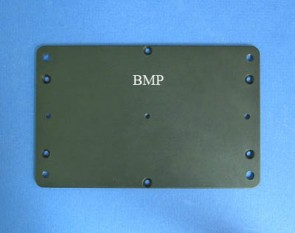 BMP - Basic Mounting Plate  for Beckman Robots