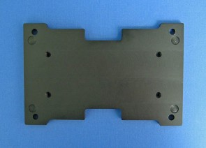 BMPFX - Basic Mounting Plate for Beckman FX robot