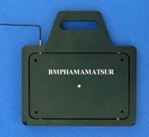 BMPHAMAMATSUR - Basic Mounting Plate for Hamamatsu FDSSU60000 robots with rotational feature
