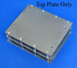 BMPMIDHAMAMATSU - Midplate for connecting Pin Fixtures to Hamamatsu Robot Mounting plates