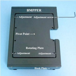 BMPPER - Basic Mounting Plate for PerkinElmer Robot with Rotational Mount