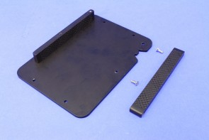 BMPROMA-A - Basic Mounting Plate with adapter rails for Tecan Roma arm