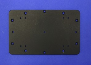BMPMID - Midplate for attaching many BMPs to a Rotational plate