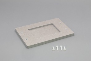 VP 710C5-7-2  -  Heat Resistant Mica Deck for one Microplate on VP 710C5-7