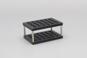 VP 418-24-13-PLA - Tube rack for culture 13mm diameter culture tubes, 4x6