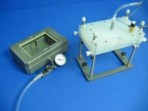 VP 177AD-1-24T -24 Channel Dispensing Manifold on 20 mm centers and 13 mm long for Microplates