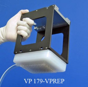 VP 179-VPREP - 384 Channel Aspiration Manifold on 4.5 mm centers and 13 mm long for Microplates on V-PREP Robot