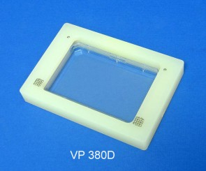 VP 380D - Alignment Jig for Registering Multi-Blot Replicators to Omni Trays for making High Density Arrays on Agar