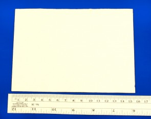 VP 522B - Lint Free Blotting Paper for Flick and Blot Magnetic Separation Blocks,  115 mm x 160 mm, 10/PKG