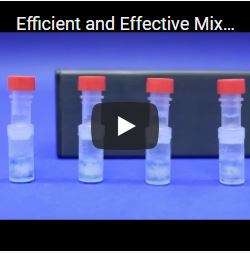 Efficient and Effective Mixing In Thomson HPLC Filter Vials
