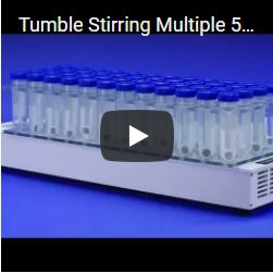 Tumble Stirring Multiple 50mL Tubes