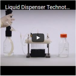 Liquid Dispenser Technote Video