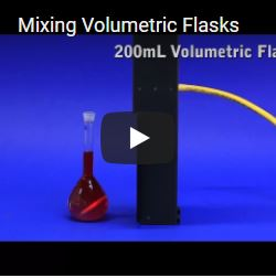Mixing Volumetric Flasks