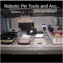 Robotic Pin Tools and Accessories