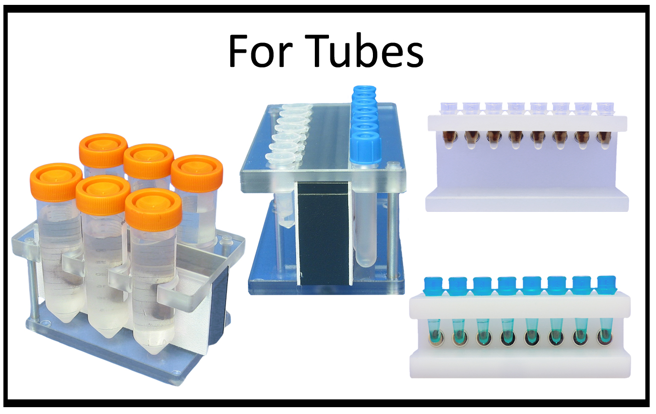 Magnetic Bead Separation Devices for Tubes